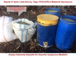 Lice'de düzenlenen operasyonda terör örgütü PKK'ya ağır darbe
