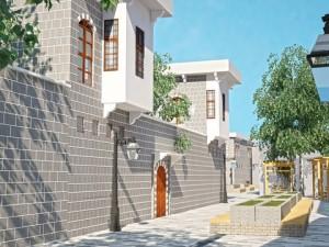 Diyarbakır'ın Sur ilçesi böyle olacak