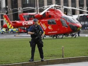 Londra'da silah sesleri ! Çok sayıda yaralı var