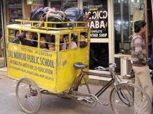 Sadece Hindistan'da!