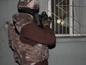 500 polisle DEAŞ ve El Nusra operasyonu