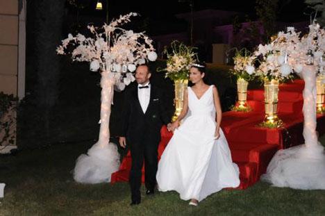 Halit Ergenc and Berguzar Korel
