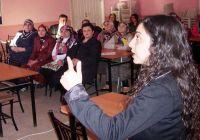 Zonguldakta Kadın Tüketiciler Bilinçlendiriliyor