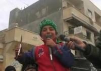 Suriye'den şok görüntüler !