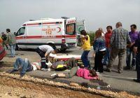 Biga'da Kaza: 1 Ölü, 5 Yaralı