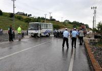 Sinop'ta Kaza: 2 Ölü, 11 Yaralı