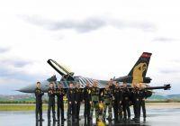 Solo Türk F16'larla Ereğli'de Gösteri Uçuşu Yapacak