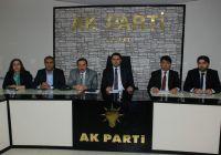 Ak Parti'de Belediye Başkan Aday Adaylığı Süreci
