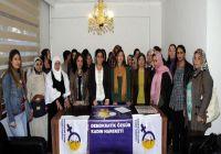 Vanda Bdp 4 İlçede Kadın Adaylarla Seçime Girecek