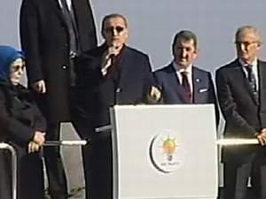 Erdoğan resti çekti: Ülkede tutmak zorunda değiliz