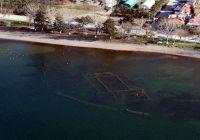 İznik Gölünde Kilise Kalıntısı Ortaya Çıktı