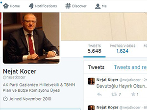 AK Partili vekil Erdoğan'dan önce açıkladı