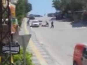 Ankara'daki çatışmanın görüntüsü ortaya çıktı !