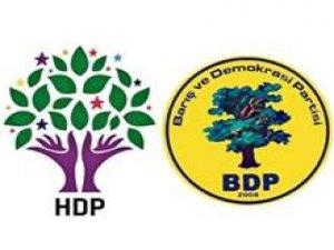 HDP ve BDP'li 102 eş başkana şok