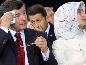 AK Parti Kongre salonunda kötü sürpriz !
