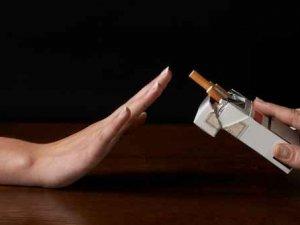Sigaraya bir yasak daha !