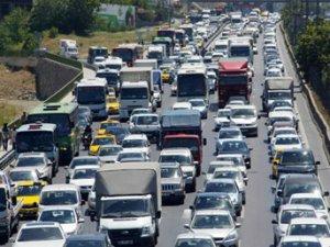 İstanbullulara trafik uyarıs�