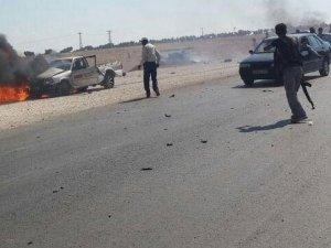 IŞİD'ten şok sald�