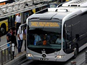 Dikkat ! O metrobüs durağı 45 gün kapatılıyor !