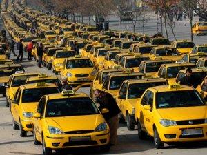 Taksilere yeni düzenleme !