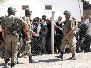 Suriyeliler savaşmak için geri döndü