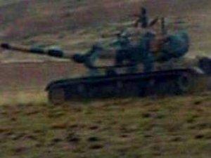 İşte Kobani'yi vuran IŞİD tankı