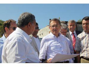 Büyükşehir Belediye Başkanı Edip Uğur'dan Burhaniye'ye Tam Destek