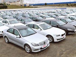 Trafikte her 10 araçtan 4'ü kiralık