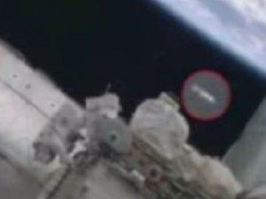 NASA bir UFO'yu görüntüledi