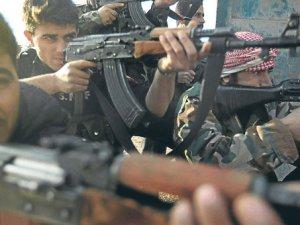 Kobani'ye sürpriz destek !