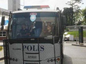 4 tutuklu emniyet mensubu serbest !