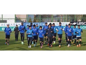 Eskişehirspor Hazırlıkları