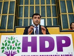 HDP 81 ilde seçime giriyor