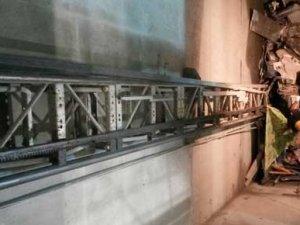 Bir asansör kazası daha !