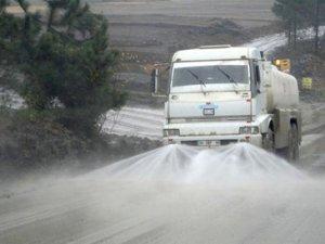 3. Köprü kirletiyor Sarıyer Belediyesi temizliyor