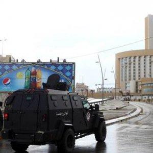 Türklerin kaldığı otele IŞİD baskını: 5 ölü
