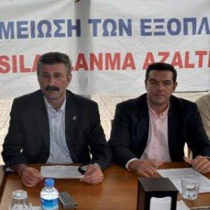 Türkiye'de Aleksis Çipras kavgası