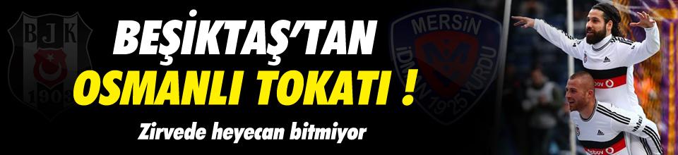 Beşiktaş'tan amansız takip !