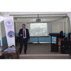 Ardahan'da Okullarda Çanakkale Konferansı Düzenlendi