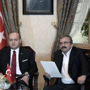 KCK'dan AKP ve HDP iddiası