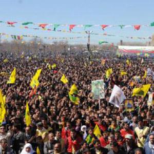 ''Öcalan Nevruz'da Diyarbakır'a gelsin''