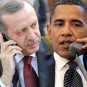 Aylar sonra bir ilk ! Obama telefonda 1 saat konuştu