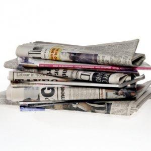 Dört gazeteye soruşturma şoku