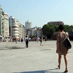 Taksim Meydanı'nda çalışmalar başlıyor