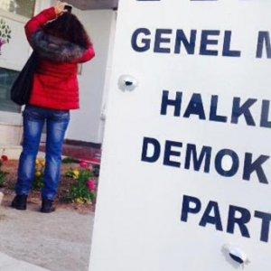 HDP binasına saldırıda flaş gelişme !