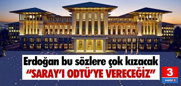 Erdoğan bu sözlere çok kızacak