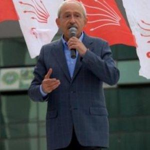 İzmir'de Kılıçdaroğlu protestosu