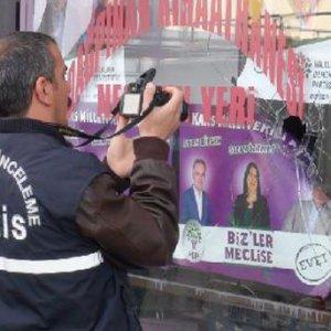 HDP'ye bir saldırı daha !