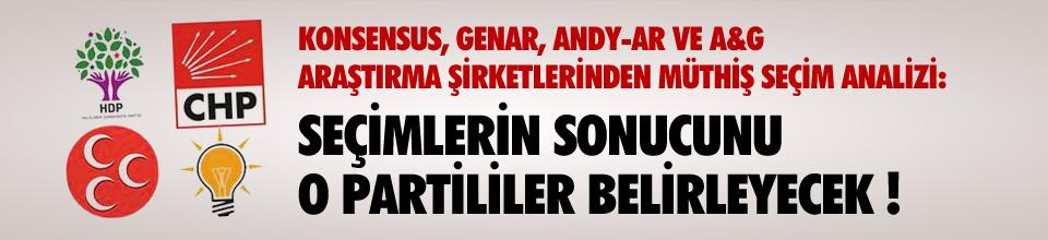 7 Haziran'ın sonucunu AK Partili kararsızlar belirleyecek