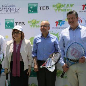 Bakan Şimşek'ten Gaziantep'e Uluslararası Turnuva Sözü